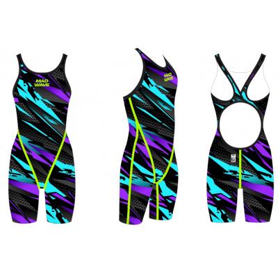 Plavky závodní dámské FORCESHELL X