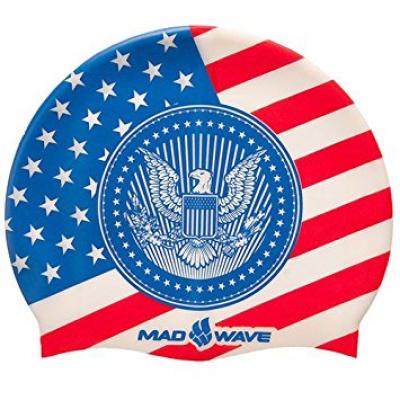 Plavecká čepička USA