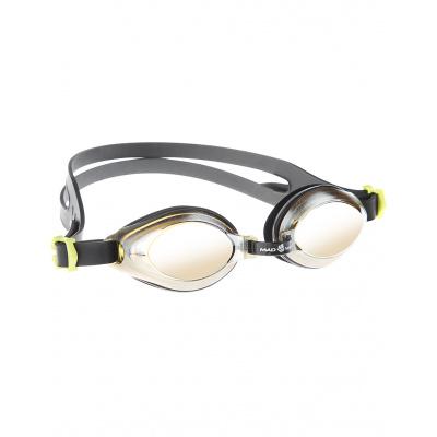 Plavecké brýle AQUA Mirror černá