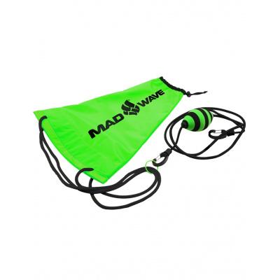 Plavecký odporový vak MAD WAVE DRAG BAG