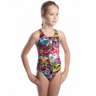 Plavky dívčí MEOW PBT