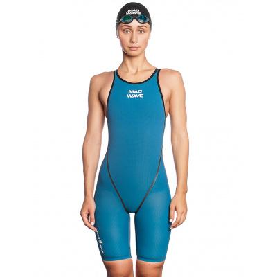Plavky závodní dámské FORCESHELL blue