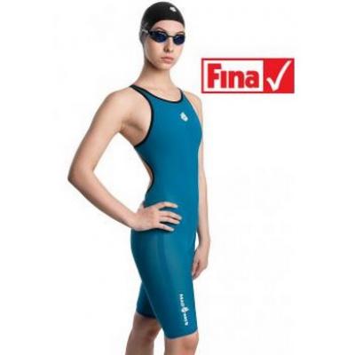 Plavky závodní dámské FORCESHELL open back